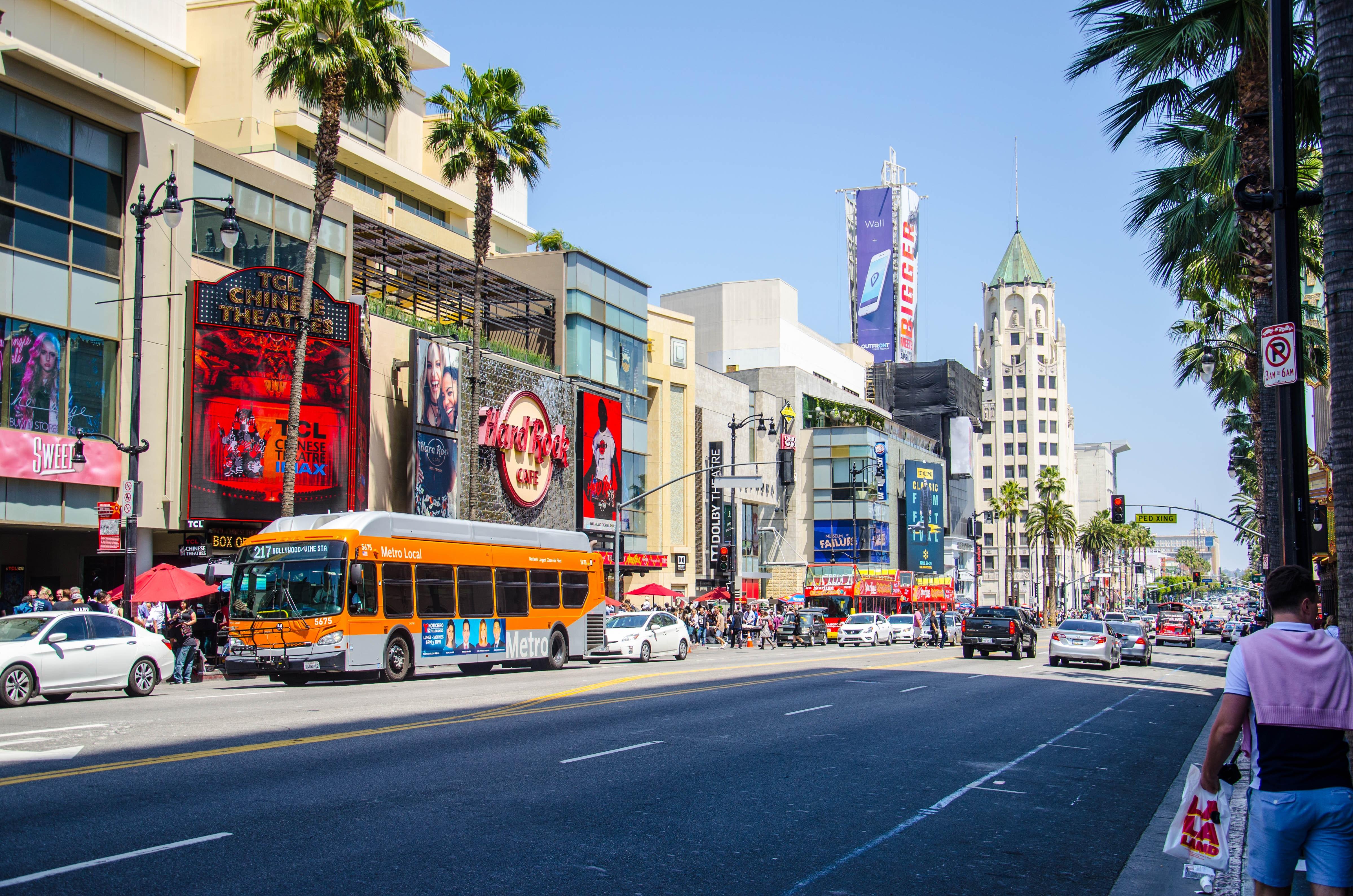 ロサンゼルスは安全ですよ!ロサンゼルスの治安について