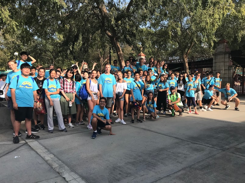 UCLAキャンプ